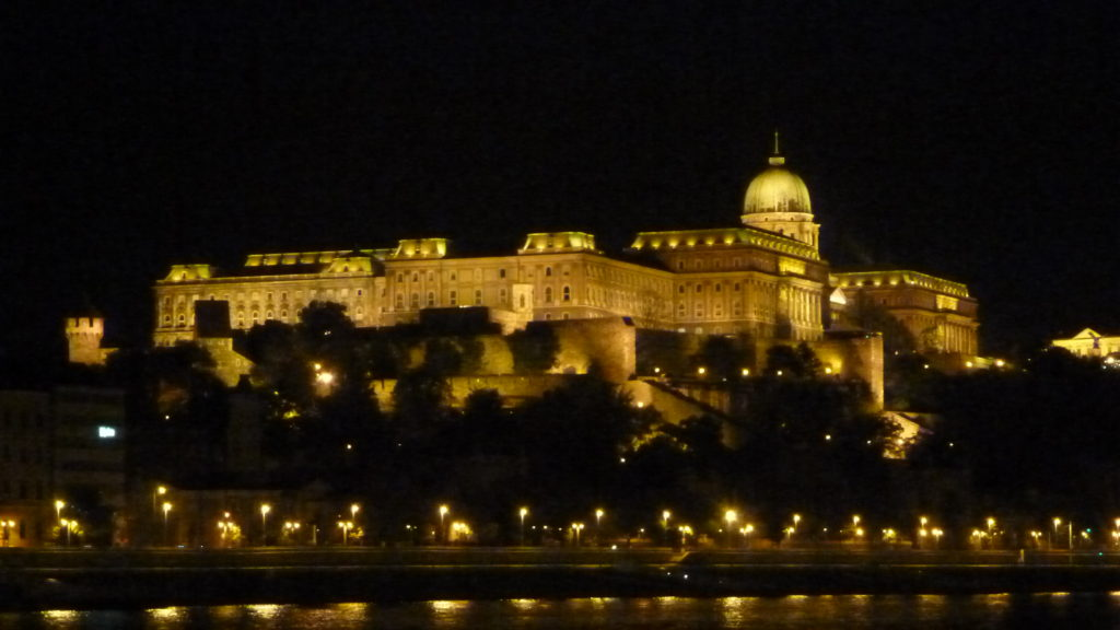 Night View of Budapest!