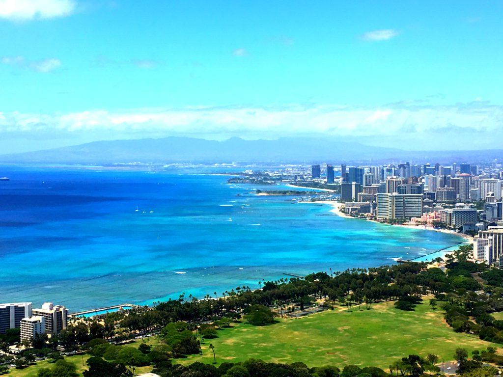 Honolulu Island