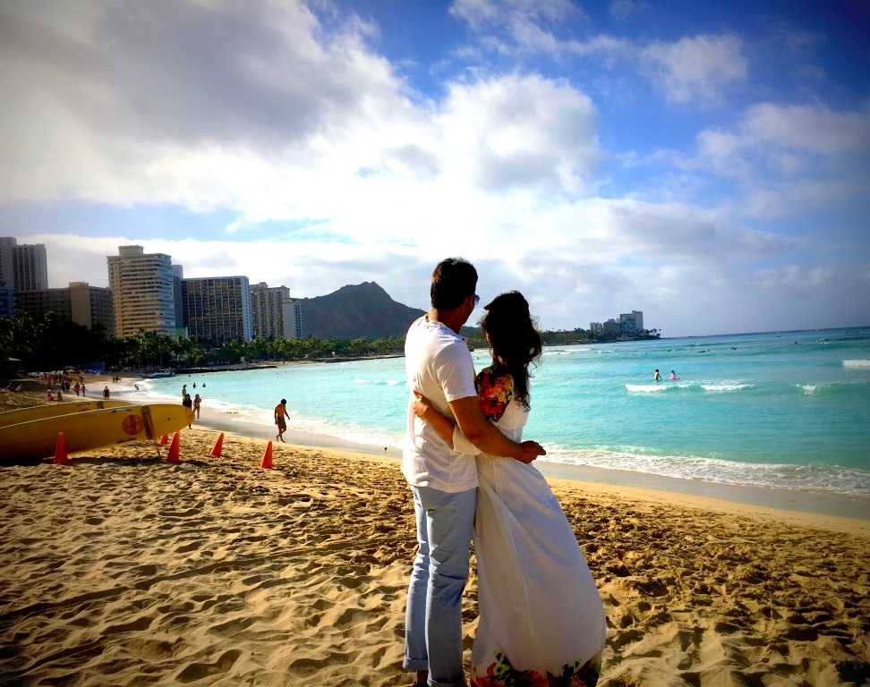 The Hawaiian Wedding