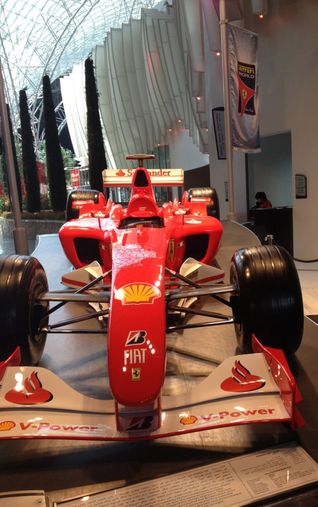 Ferrari World!
