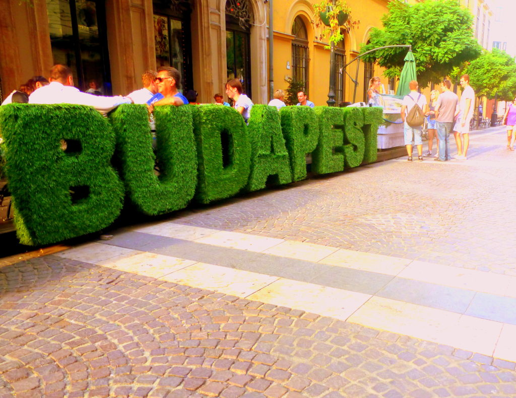 Welcome to Budapest!