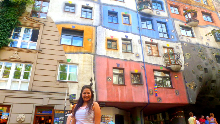 Hundertwasser Building